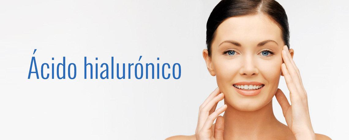 Tratamiento  facial Àcido Hialurònico